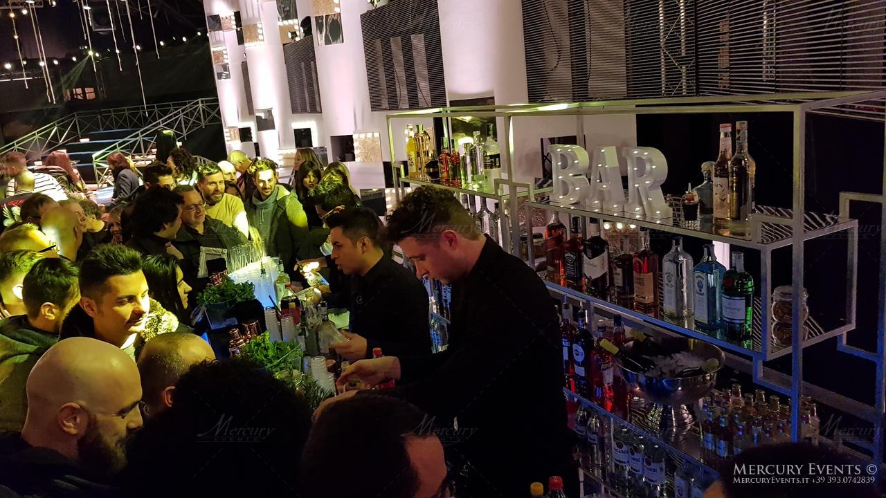 Grande Fratello Vip: Open Bar