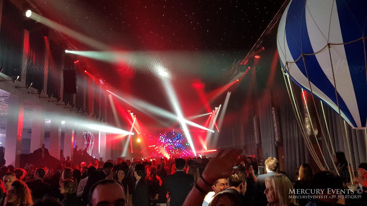 Mercury Events: Fendi Party - Salone delle Fontane