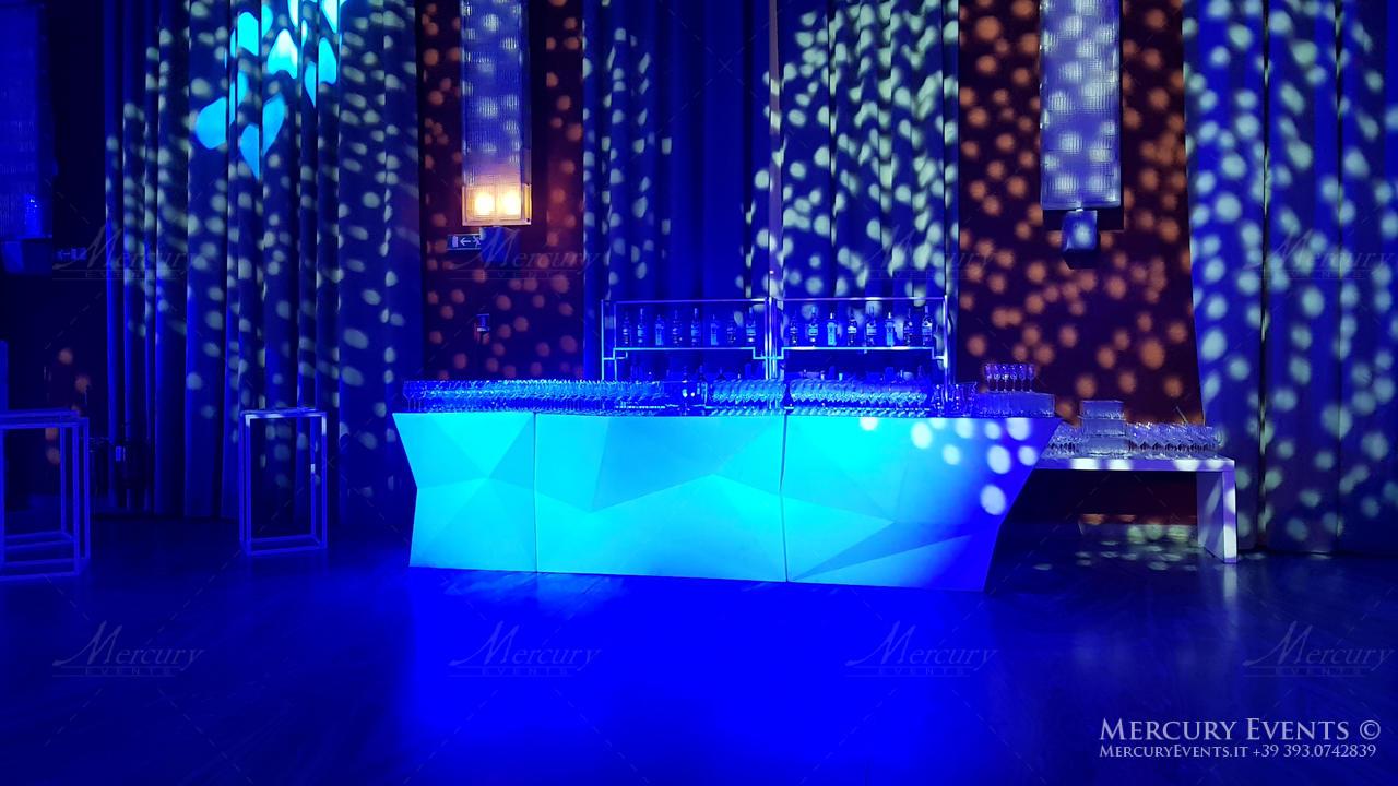 Fendi Party - Salone delle Fontane - Roma: Evento Open Bar