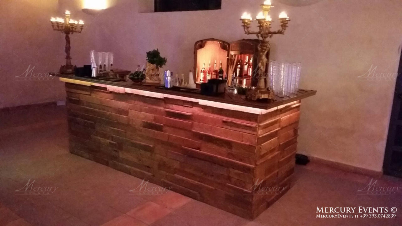 open bar catering antiche scuderie odescalchi