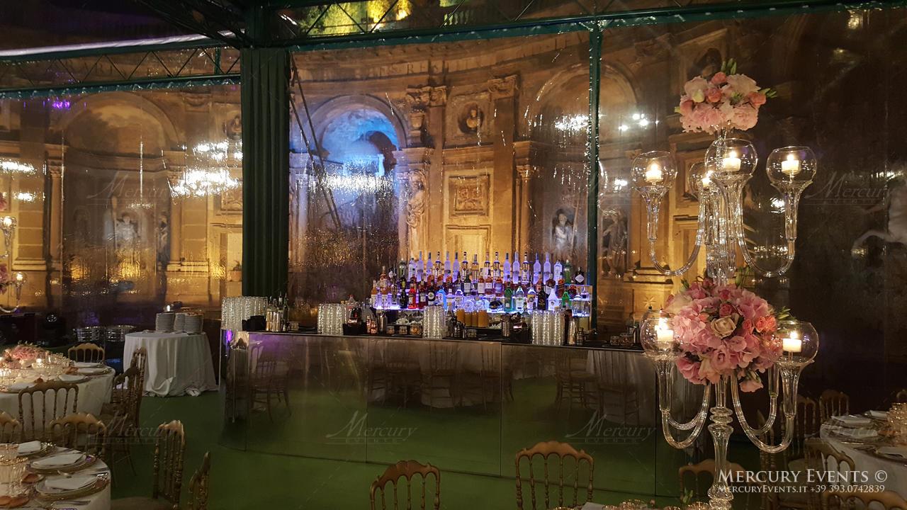 Luxury Wedding - Salone delle Fontane - Roma
