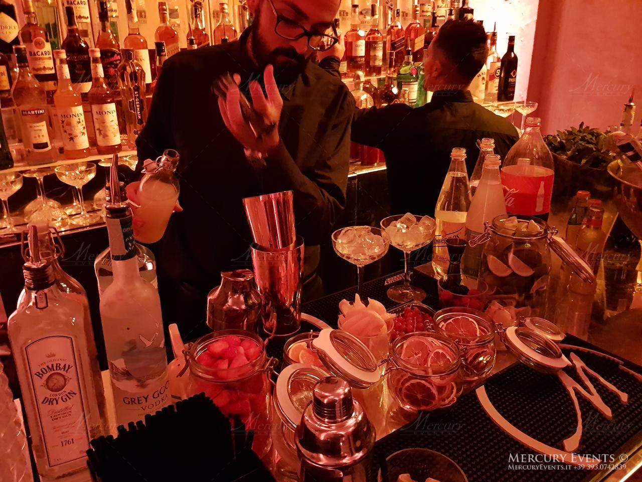 Luxury Wedding - Open Bar Catering - Roma