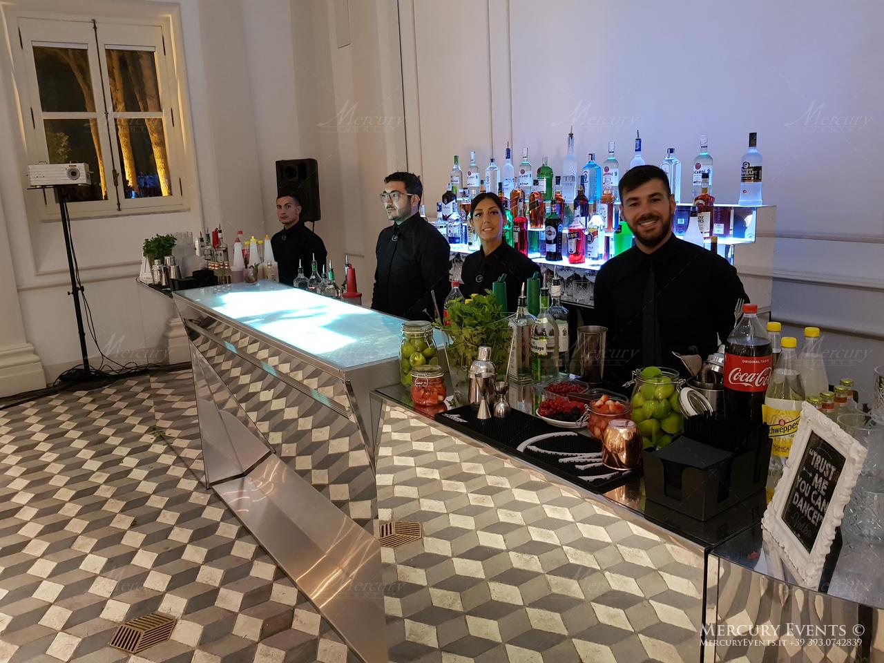 Luxury Wedding - Villa Aurelia - By Mercury Events