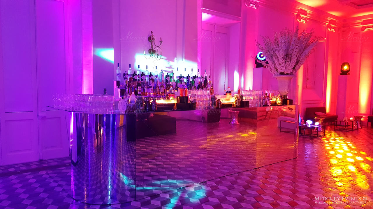Bar Catering: Luxury Wedding - Villa Aurelia - Roma
