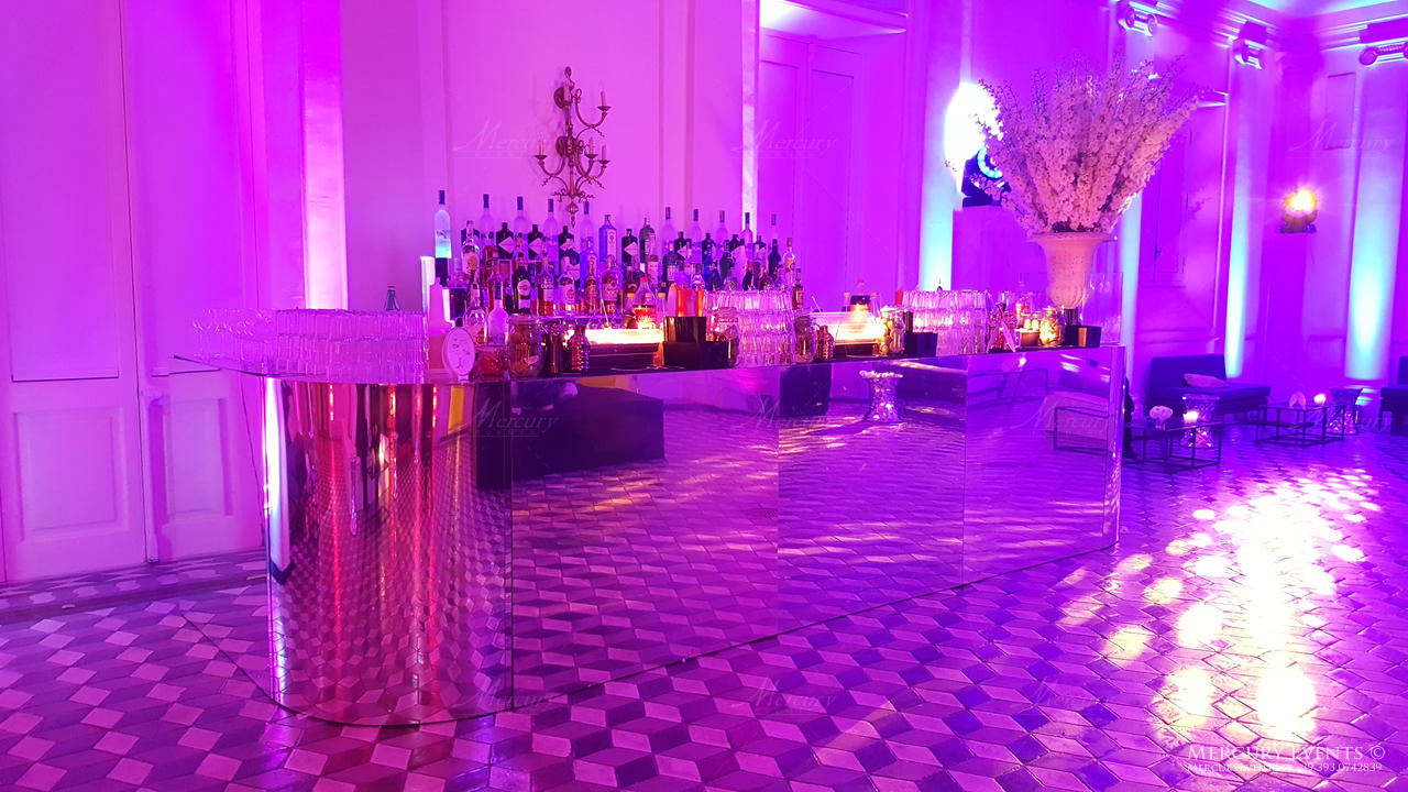 Open Bar - Luxury Wedding - Villa Aurelia - Roma
