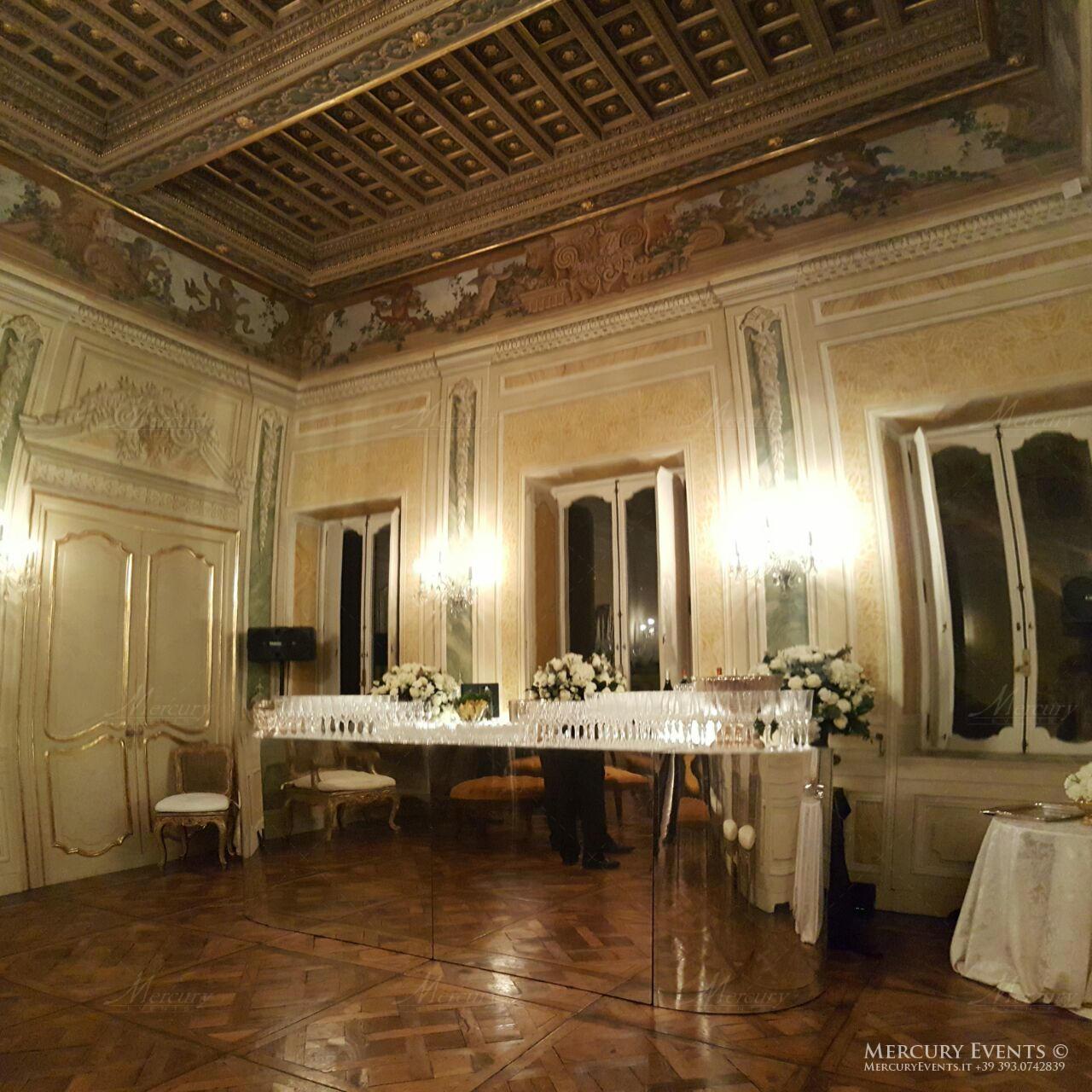 Mercury Events - Luxury Wedding - Villa Aurelia - Roma