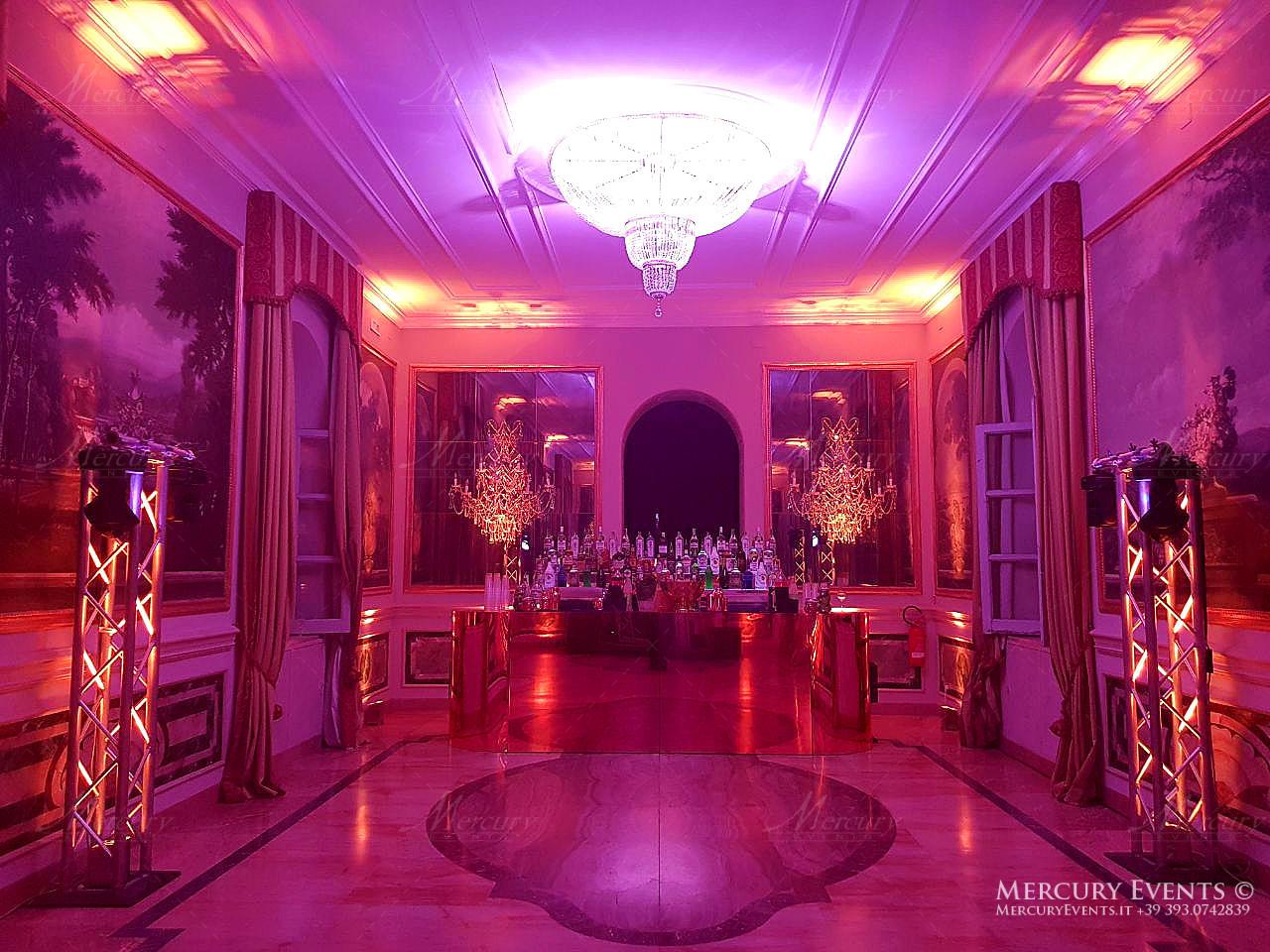 Kosher Wedding - Villa Miani - Roma
