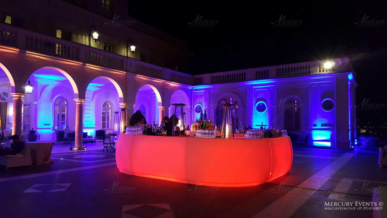 Mercury Events: Russian Wedding - Villa Miani - Roma