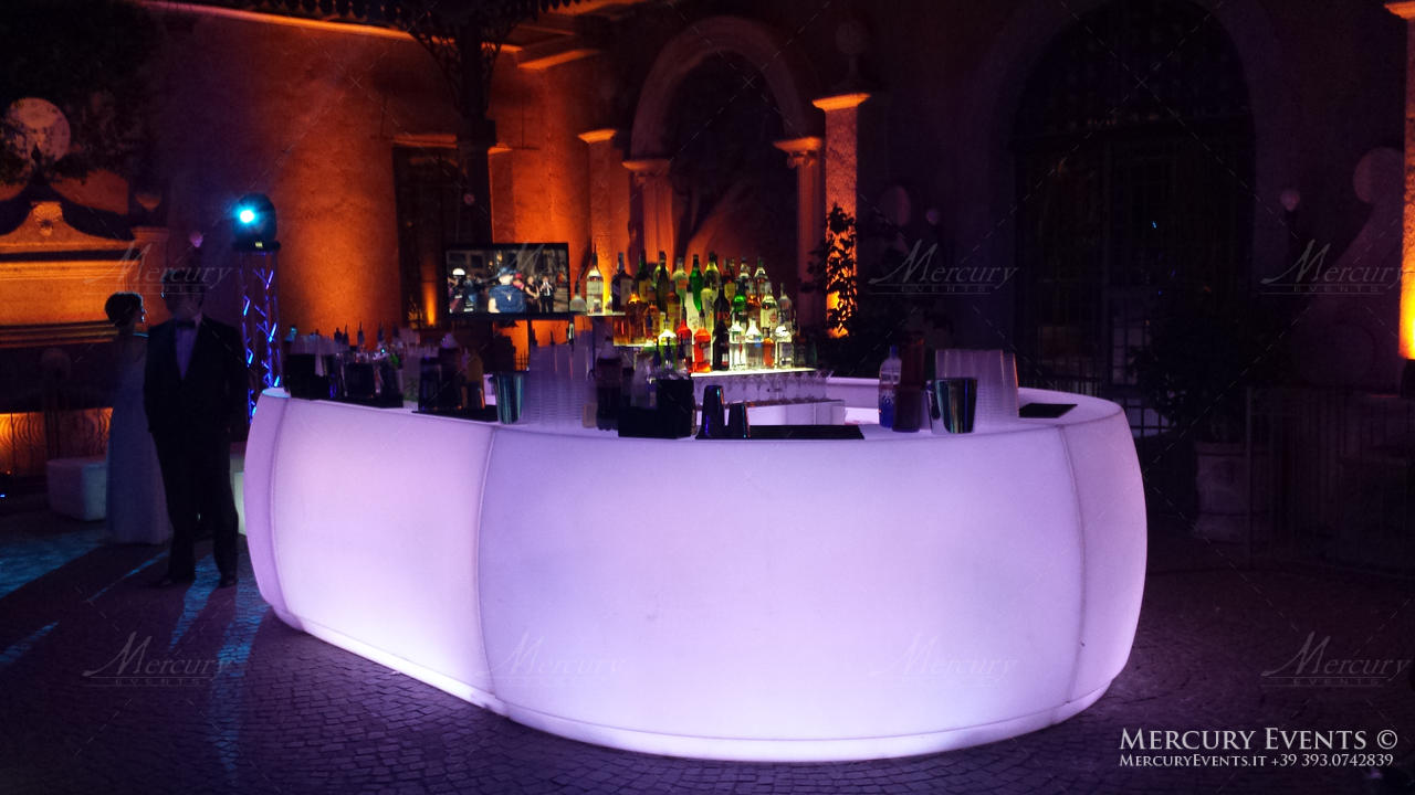 wedding Tor Crescenza open bar catering