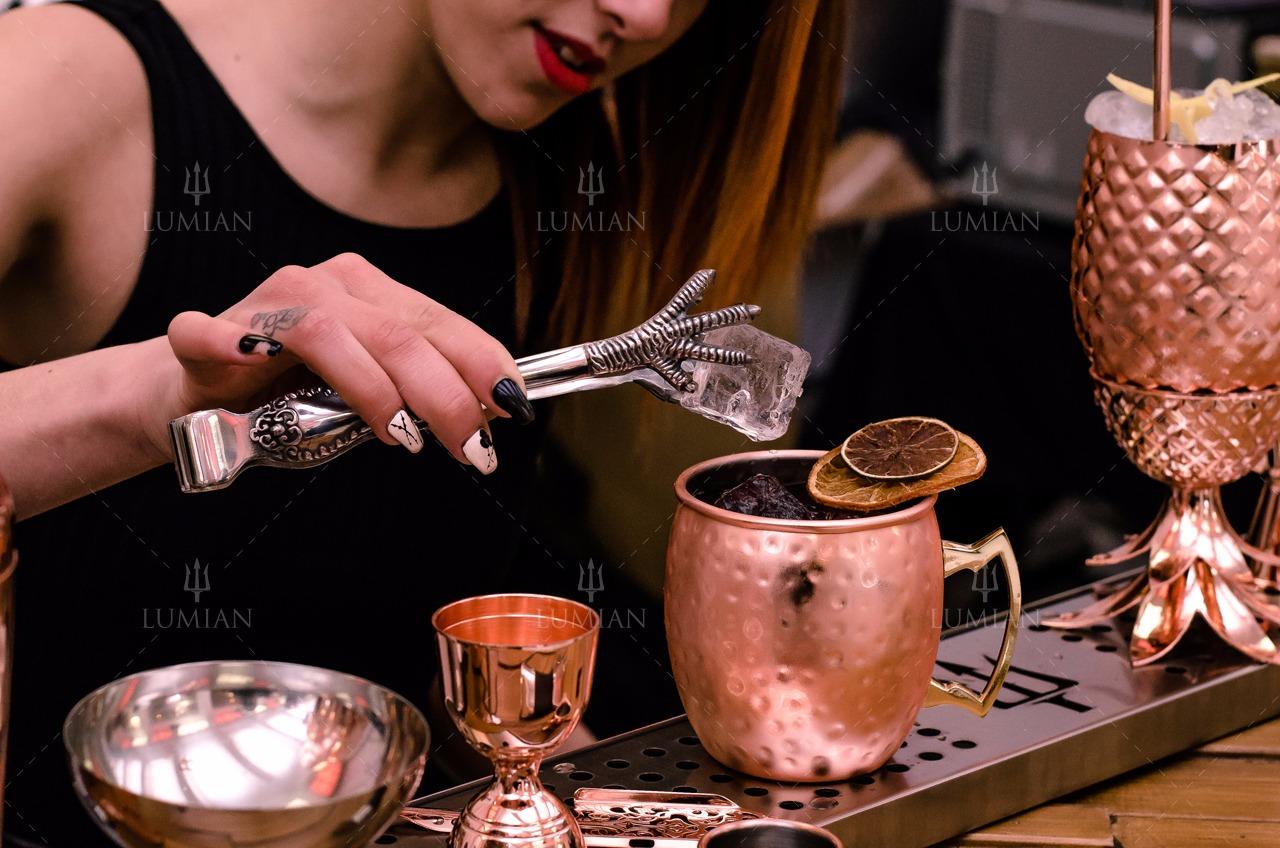 Whisky Festival - Salone delle Fontane - Roma - Lumian Bar Tools