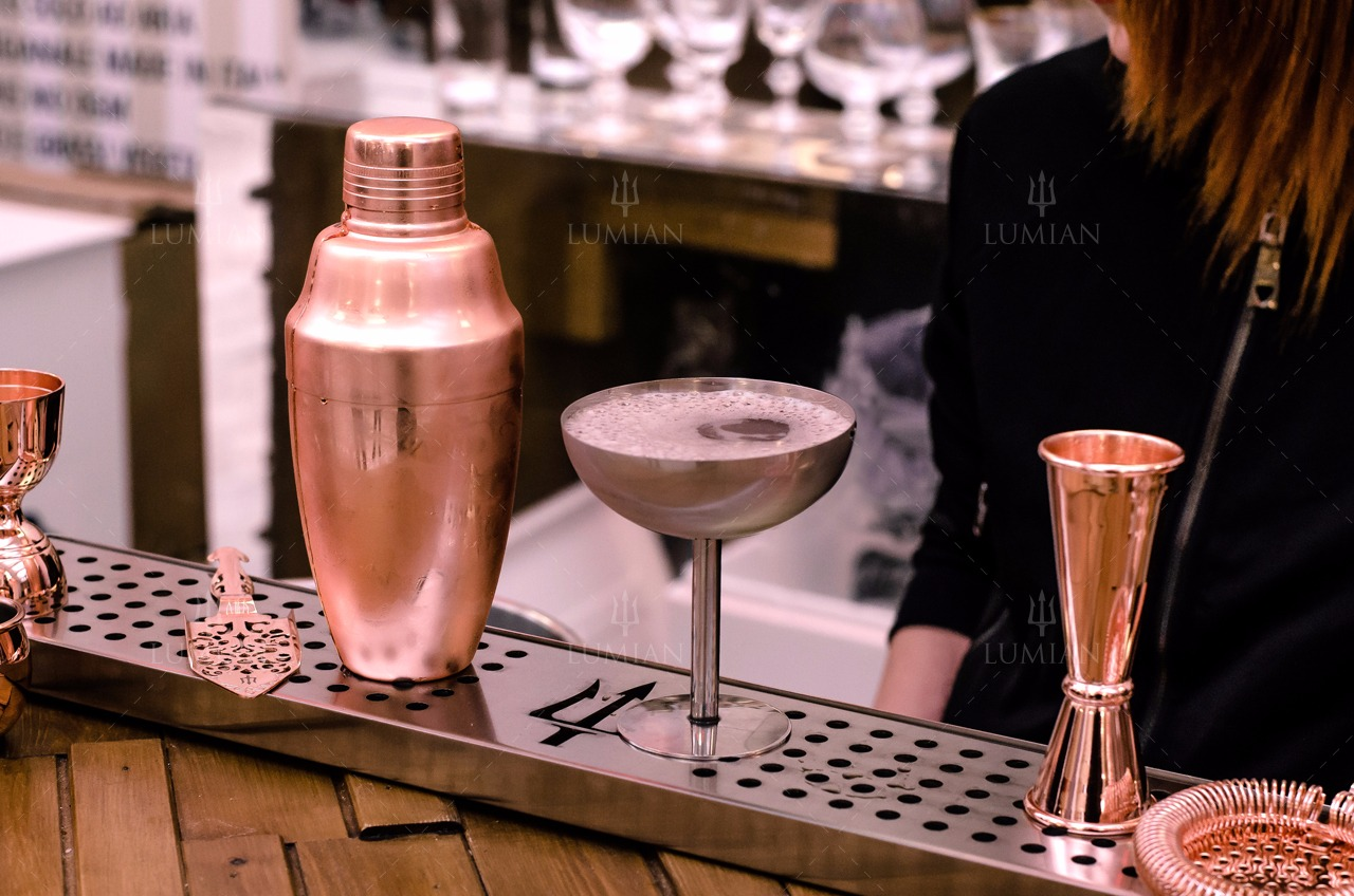 Whisky Festival - Salone delle Fontane - Roma - Open Bar