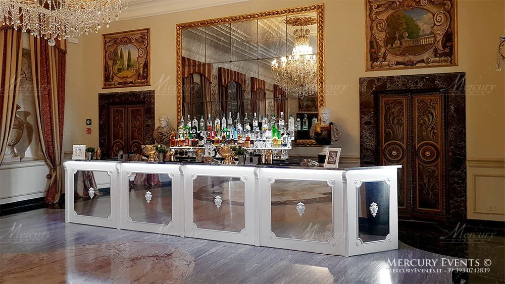 Open Bar Catering - Villa Miani - Cherie Bar