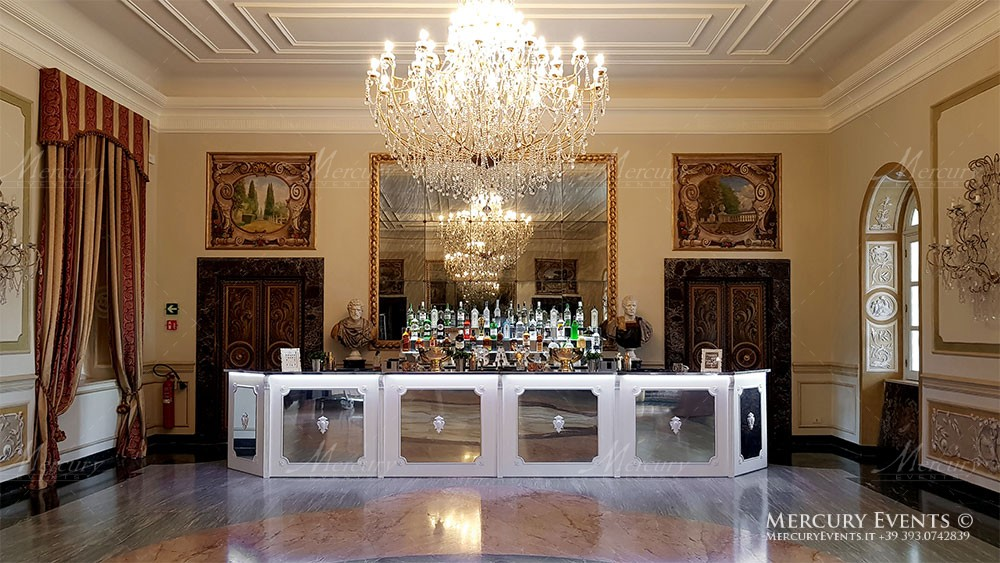 Open Bar Catering - Villa Miani Roma - Cherie Bar