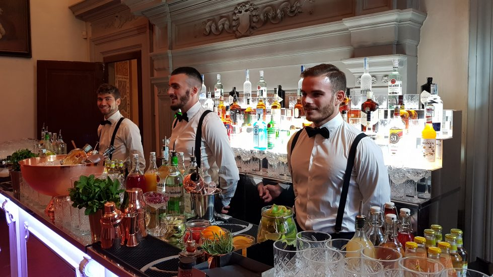bar catering roma mercury events