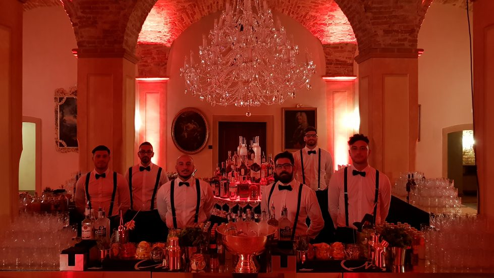 barman roma eventi open bar