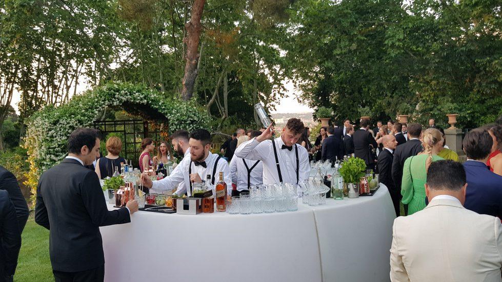 bartender roma
