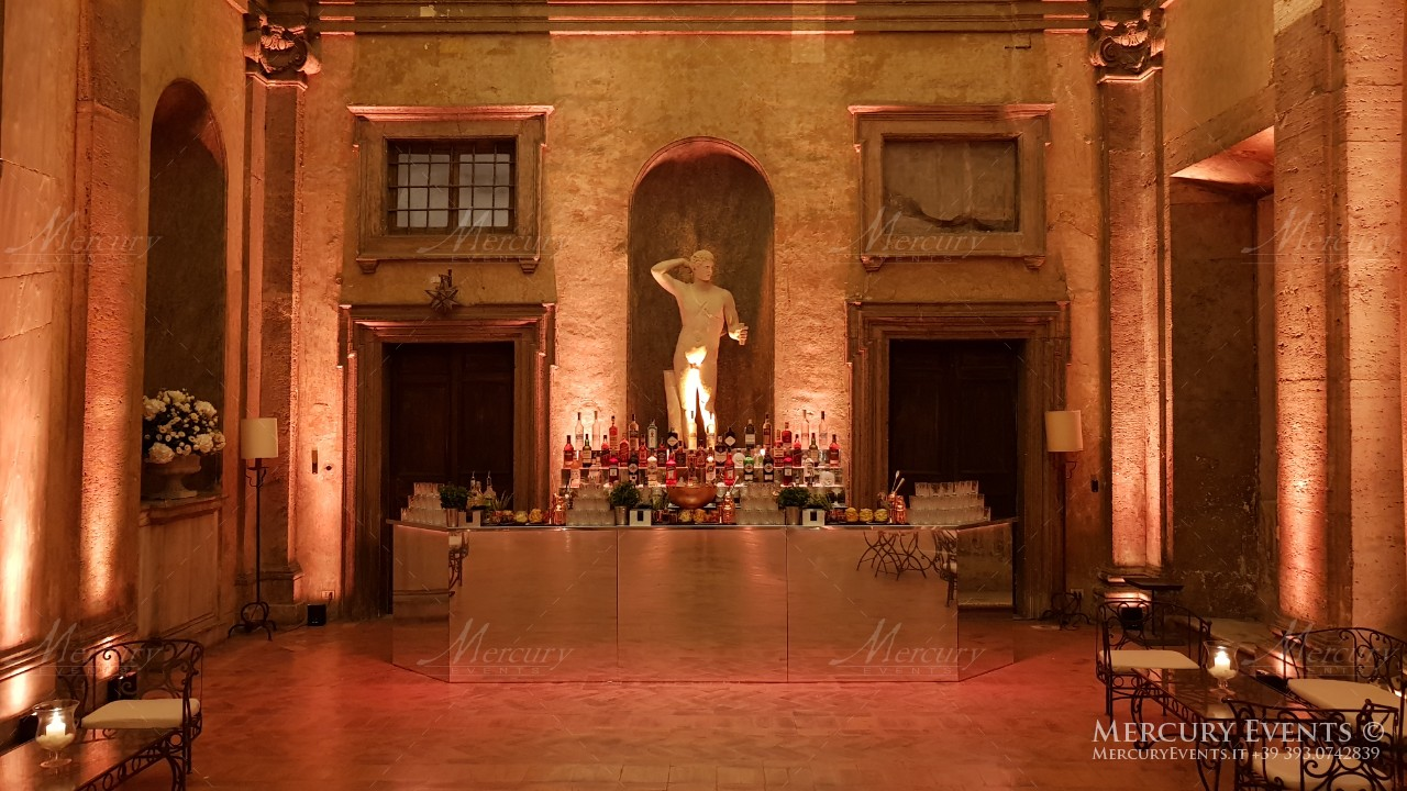 01_open_bar_catering_matrimonio_roma_firenze_milano_villa-medici_mercuryevents
