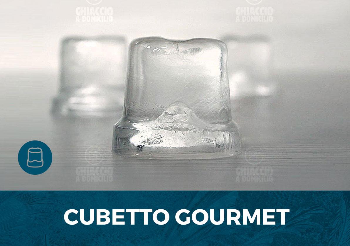 cubetto di ghiaccio gourmet